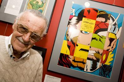 Comic Book Legendary Writer Stan Lee Dies At 95