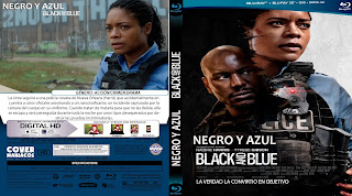 CARATULA NEGRO Y AZUL-BLACK AND BLUE 2019[COVER BLU-RAY]