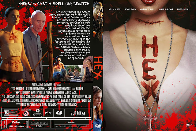 Hex DVD Cover