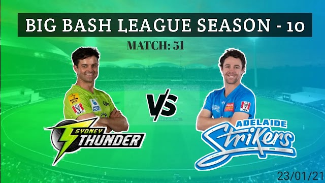 Thu vs str dream 11 prediction, pitch-report, preview and so on