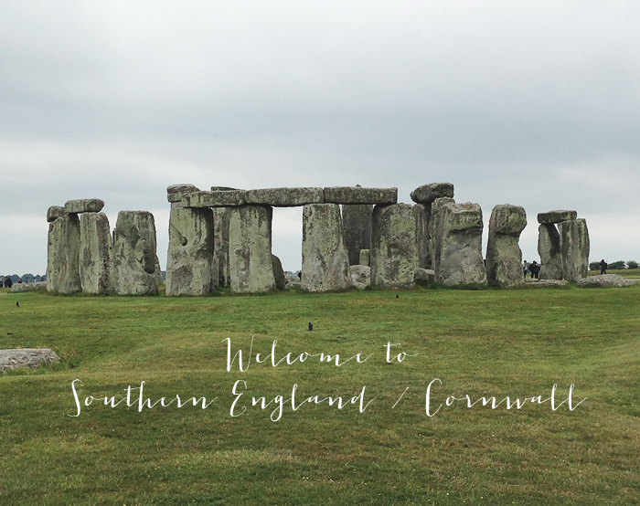 Stonehenge Südengland Steinkreis England Reiseglück Travel  Reiseführer