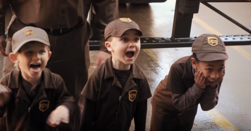 "UPS: Your Wishes Delivered ""Driver Training Camp"""