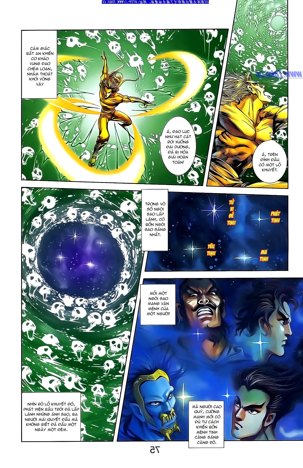 Cơ Phát Khai Chu Bản chapter 148 trang 10