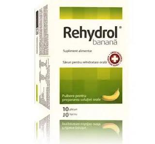rehydrol banana pareri forum solutii de rehidratare