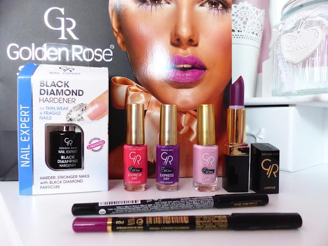 Haul Kosmetyczny - Golden Rose