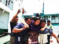 Dirujuk Ke Makassar, Warga Pulau Terpencil Pangkep Melahirkan Diatas Kapal Perintis