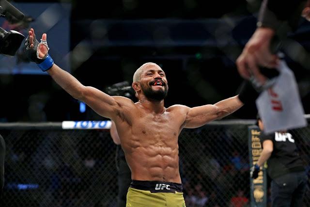 Deiveson Figueiredo UFC ON ESPN+ 27