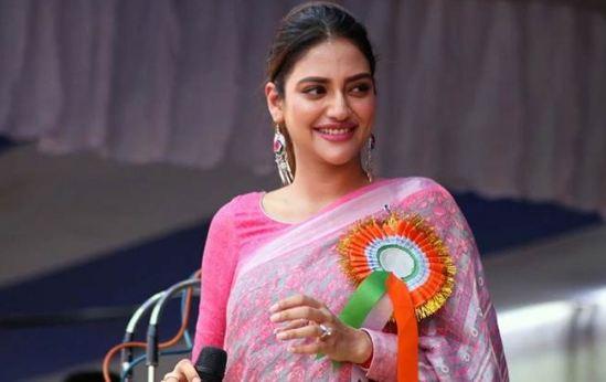 मुझे नहीं लगता, मैंने हिन्दू से शादी कर गलत किया: नुसरत - newsonfloor.com