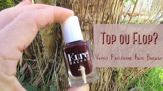 Parisienne - Vernis à Ongles - Kure Bazaar