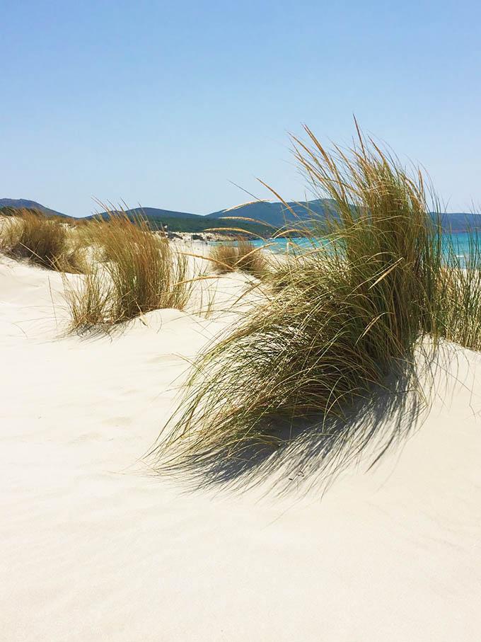 Dove sono le dune in Sardegna