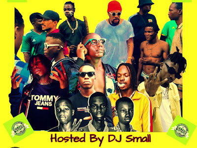 DOWNLOAD MIXTAPE: DJ Small  - 'Layemi Mix Vol.1' || @Djsmallonline