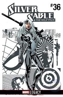 Vuelve Marta Plateada (Silver Sable) a Marvel Comics