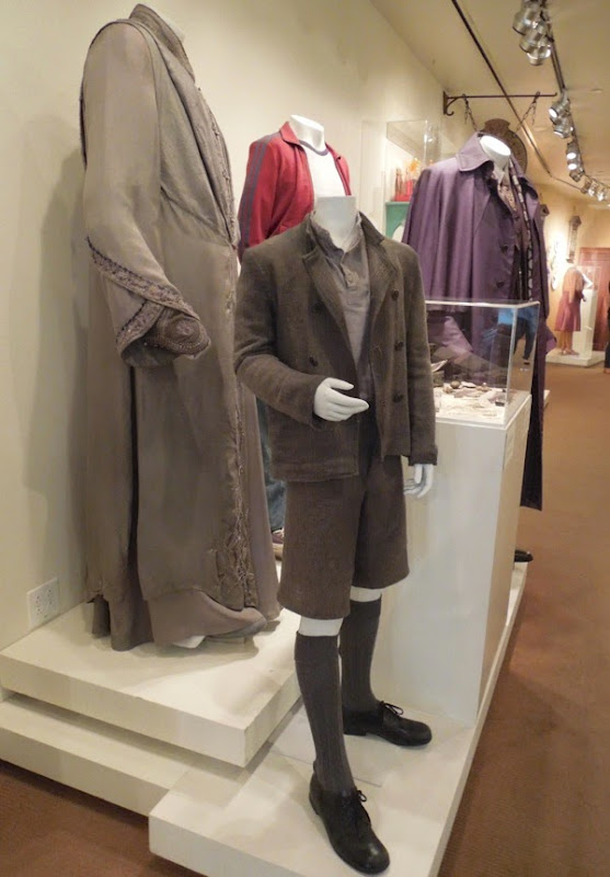 Harry Potter and the Half-Blood Prince movie costumes