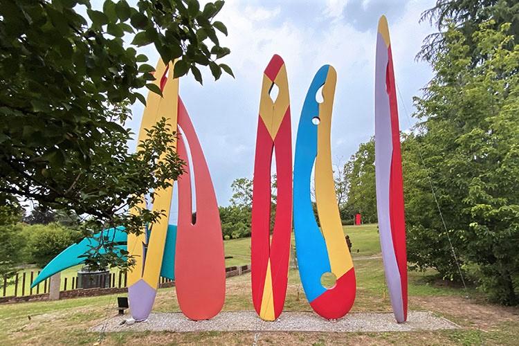 Arte contemporanea in Brianza