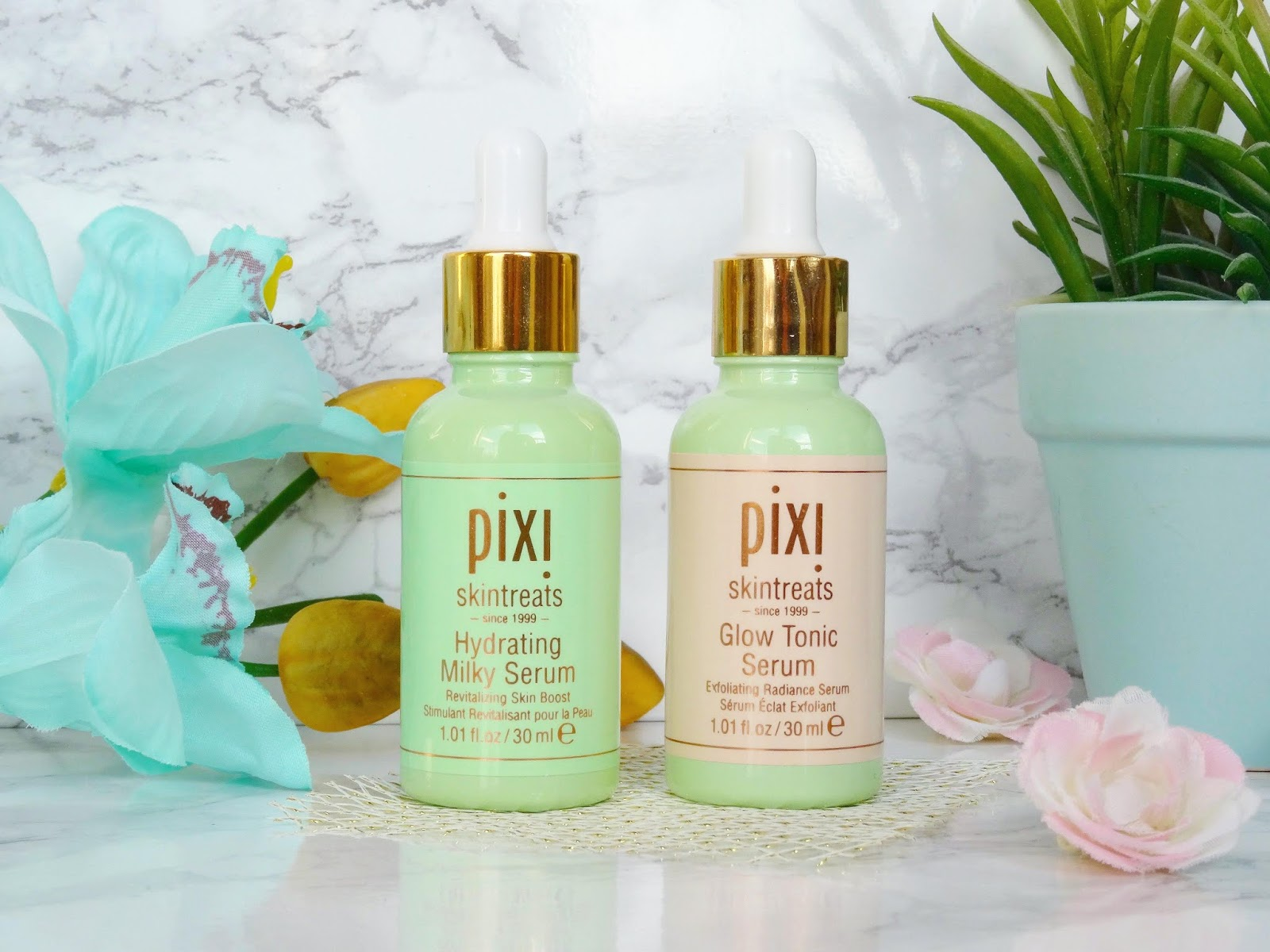 Two Serums From Pixi