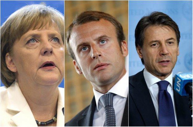 Ηγέτες στα πρόθυρα νευρικής κρίσης