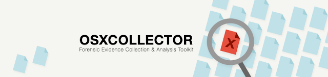 OSXCollector - A Forensic Evidence Collection Analysis Toolkit For OS X