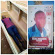YOUNG MAN  LAID INSIDE CASKET TO TAKE PICTURES  AND A DAY AFTER THIS HAPPENED