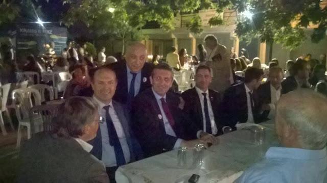 Άρτα: Την Άρτα επισκέφθηκε το Σάββατο ο Βουλευτής Β΄Θεσσαλονίκης των Ανεξαρτήτων Ελλήνων Γιώργος Λαζαρίδης