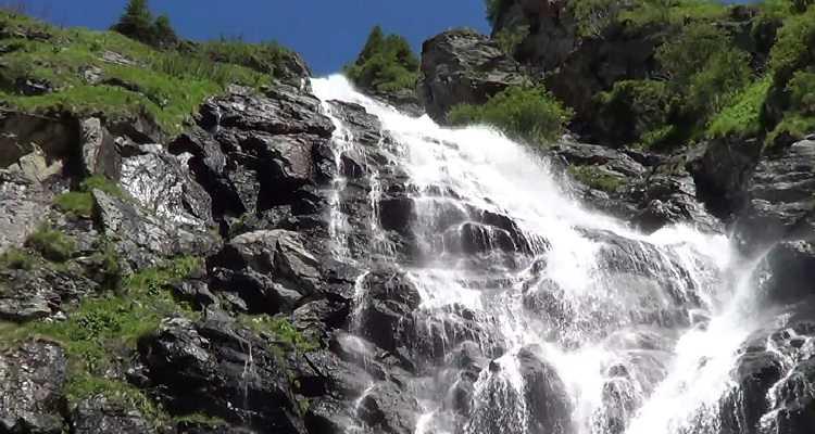 Cascada Capra, Munții Făgăraș, Transfăgărăşan
