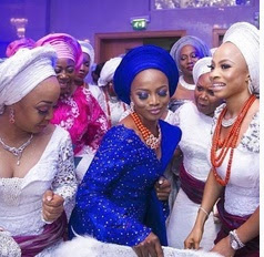 Photos from Busayo's wedding