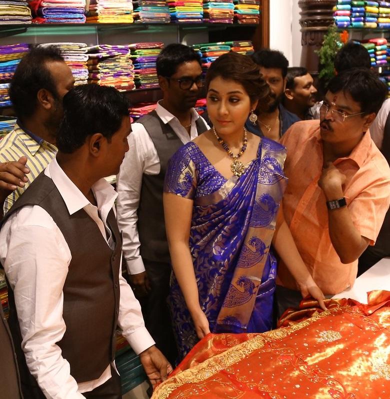 Rashi Khanna At Shopping Mall