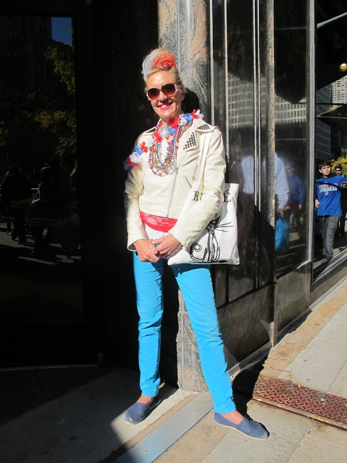 chicago street style fashion cubs