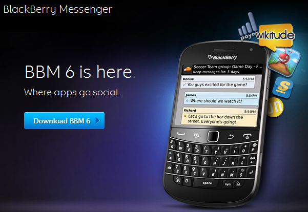 The teach Zone: Download BBM Messenger For BlackBerry to