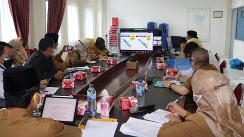 Antisipasi Kenaikan Bahan Pokok menjelang Idul Adha, Bupati Limapuluh Kota Pimpin Rapat TPID
