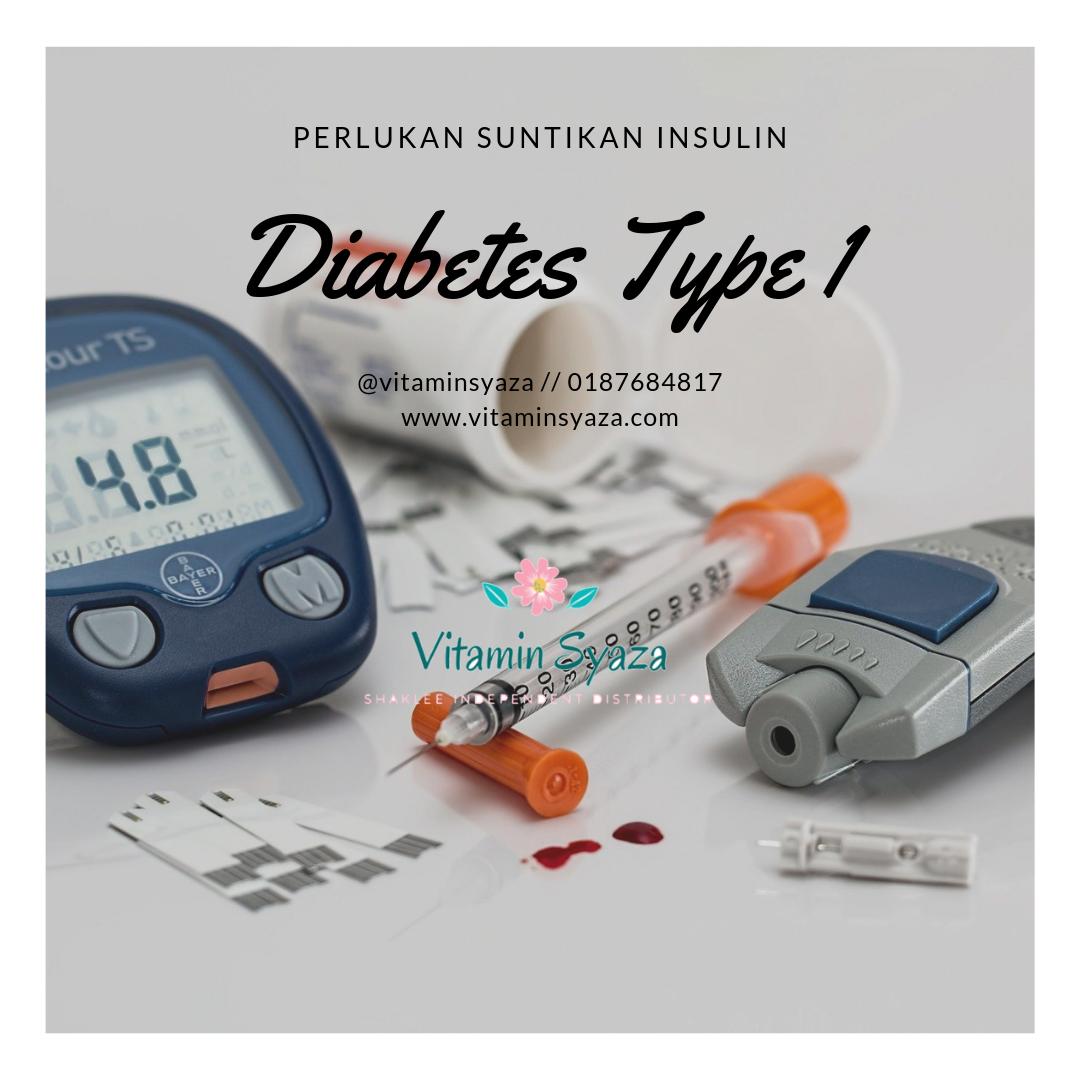 3 Jenis Kencing Manis Diabetes Utama