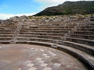 το Εκκλησιαστήριο στην Αρχαία Μεσσήνη
