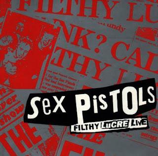 Sex Pistols' Filthy Lucre Live