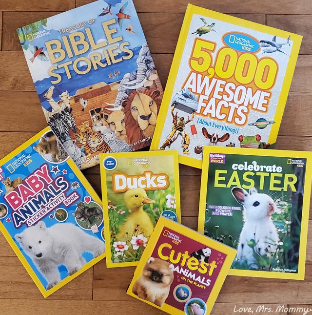 national geographic books, kids animal books, kids leaning books, national geographic kids