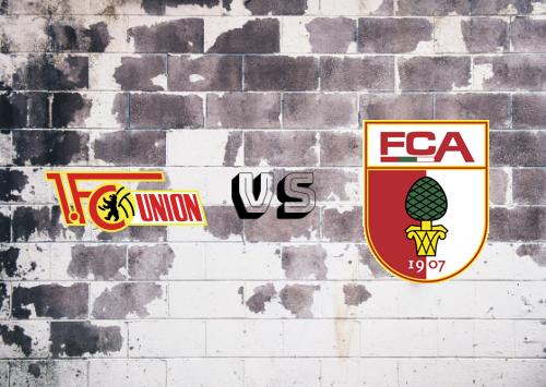 Union Berlin vs Augsburg  Resumen