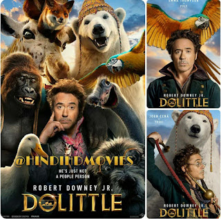 Dolittle full Movie Download and Watch Online for free in hd