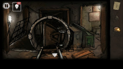 тележка перевернулась в игре выход из заброшенной шахты