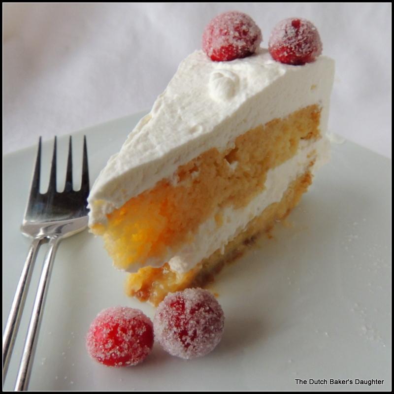 Cranberry Walnut Pound Cake