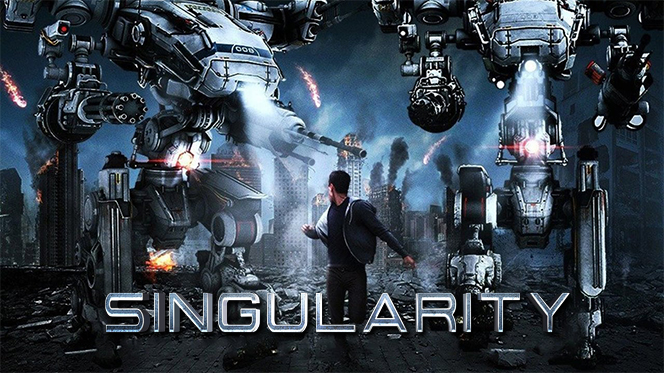 Singularity (2017) BRRip 720p Latino-Ingles