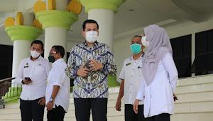 Pemkot Tanjungbalai Terima Kunker Ketua DPRD Serdang Bedagai