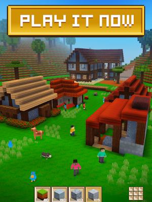 تحميل لعبة البناء الرائعة Block Craft 3D النسخة المعدلة
