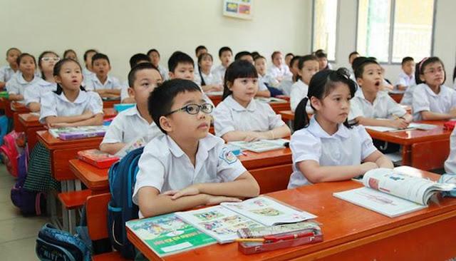 Học sinh tiểu học 'Học phí 0 đồng' từ đầu tháng 7-2020
