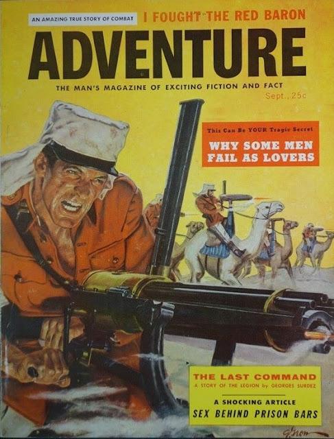 Adventure - Sept. 1957