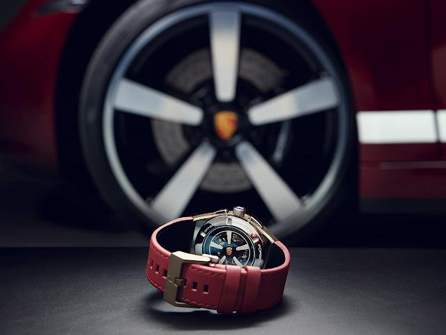 Porsche Design Chronograph 911 4S Heritage Design Edition