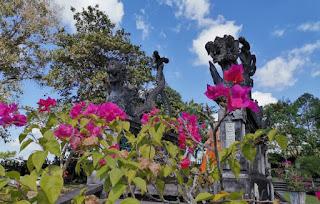Tirta Gangga, Palacio del Agua. Isla de Bali, Indonesia.