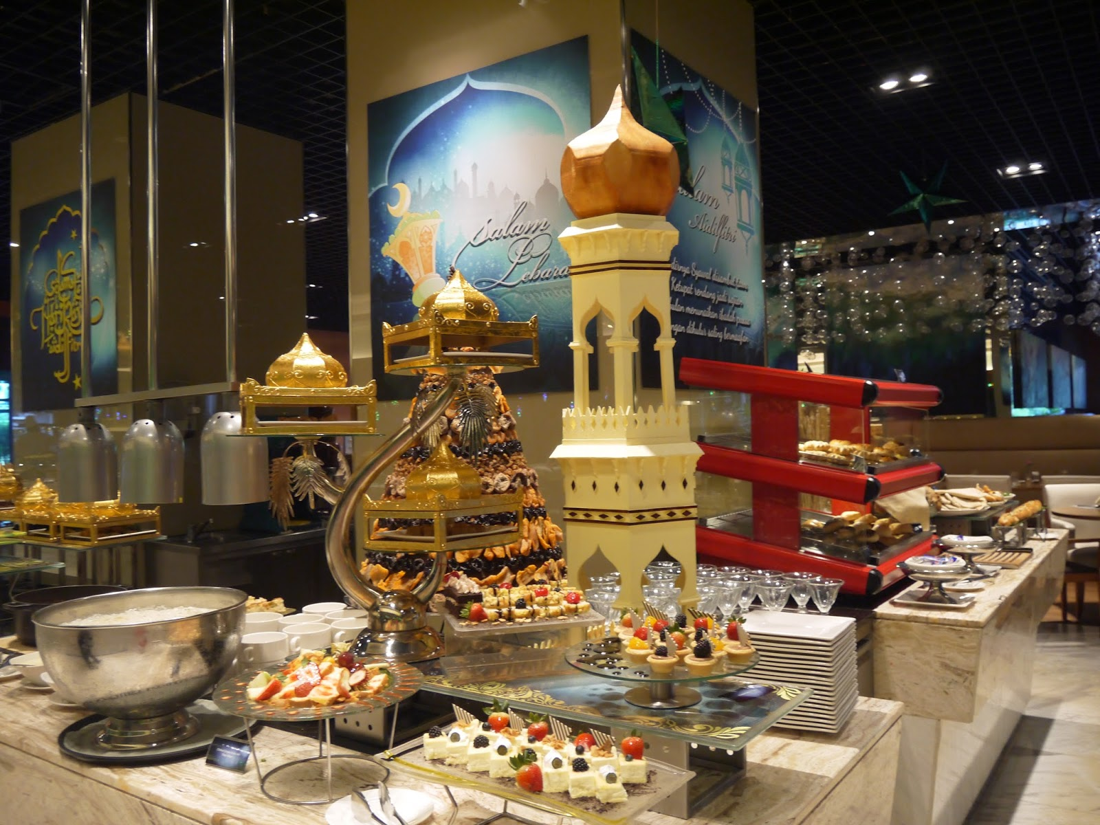 Image result for Cinnamon Coffee House @ One World Hotel
