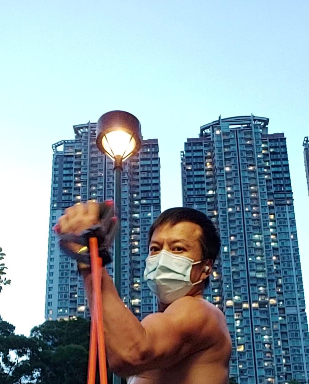 香港私人健身教練