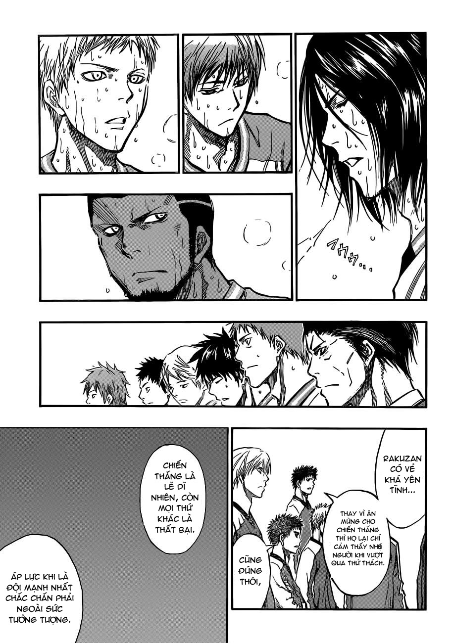 Kuroko No Basket chap 183 trang 3