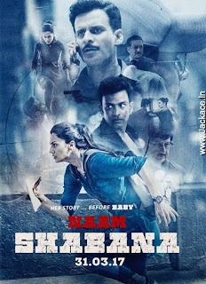 Naam Shabana's First Look Posters