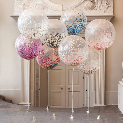 Wedding inspiration - balloons - K'Mich Weddings Philadelphia PA - wish.com