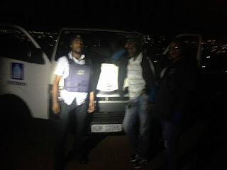 City Vehicle Hijacked, Recovered In An Hour.